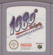 1080 Ten Eighty Snowboarding N64CO100002