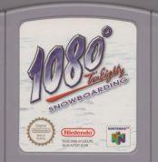 1080 Ten Eighty Snowboarding N64CO100002