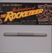Adventures of The Rocketeer, The SNESCO100001