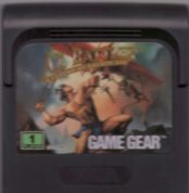 Ax Battler - A Legend of Golden Axe GGCO100003