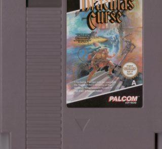 Castlevania III Dracula's Curse NESCO100013