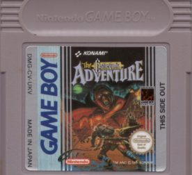 Castlevania - The Adventure GBCO100007-1