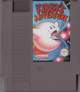 Kirby's Adventure NESCO100035