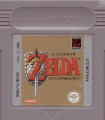 Legend of Zelda, The - Links Awakening GBCO100020
