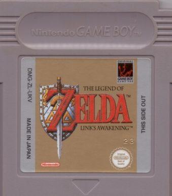 Legend of Zelda, The - Links Awakening GBCO100020