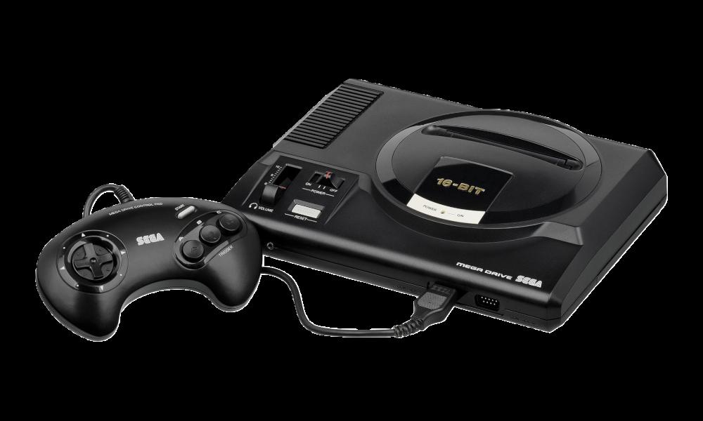 Mega Drive (MD)