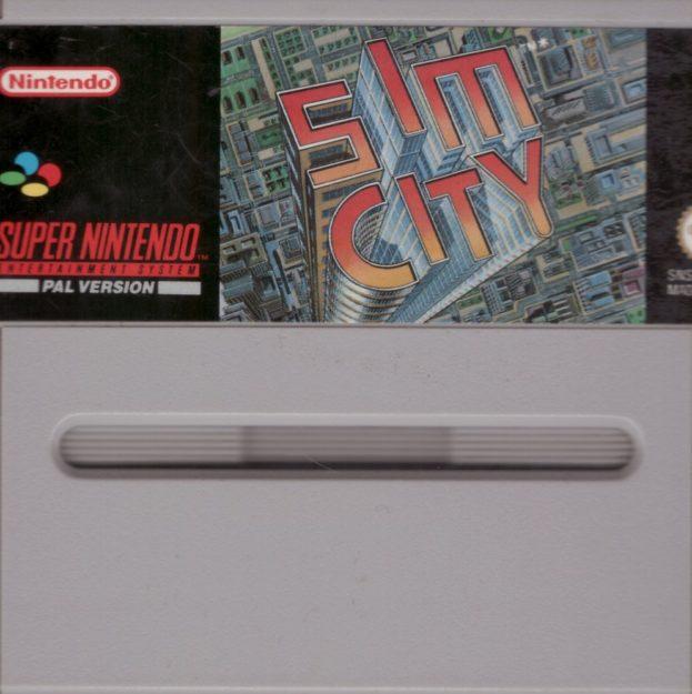 Sim City SNESCO100037