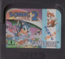 Sonic The Hedgehog 2 GGCO100027-1