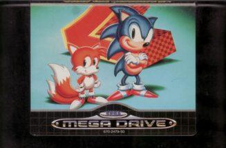 Sonic The Hedgehog 2 MDCO100151