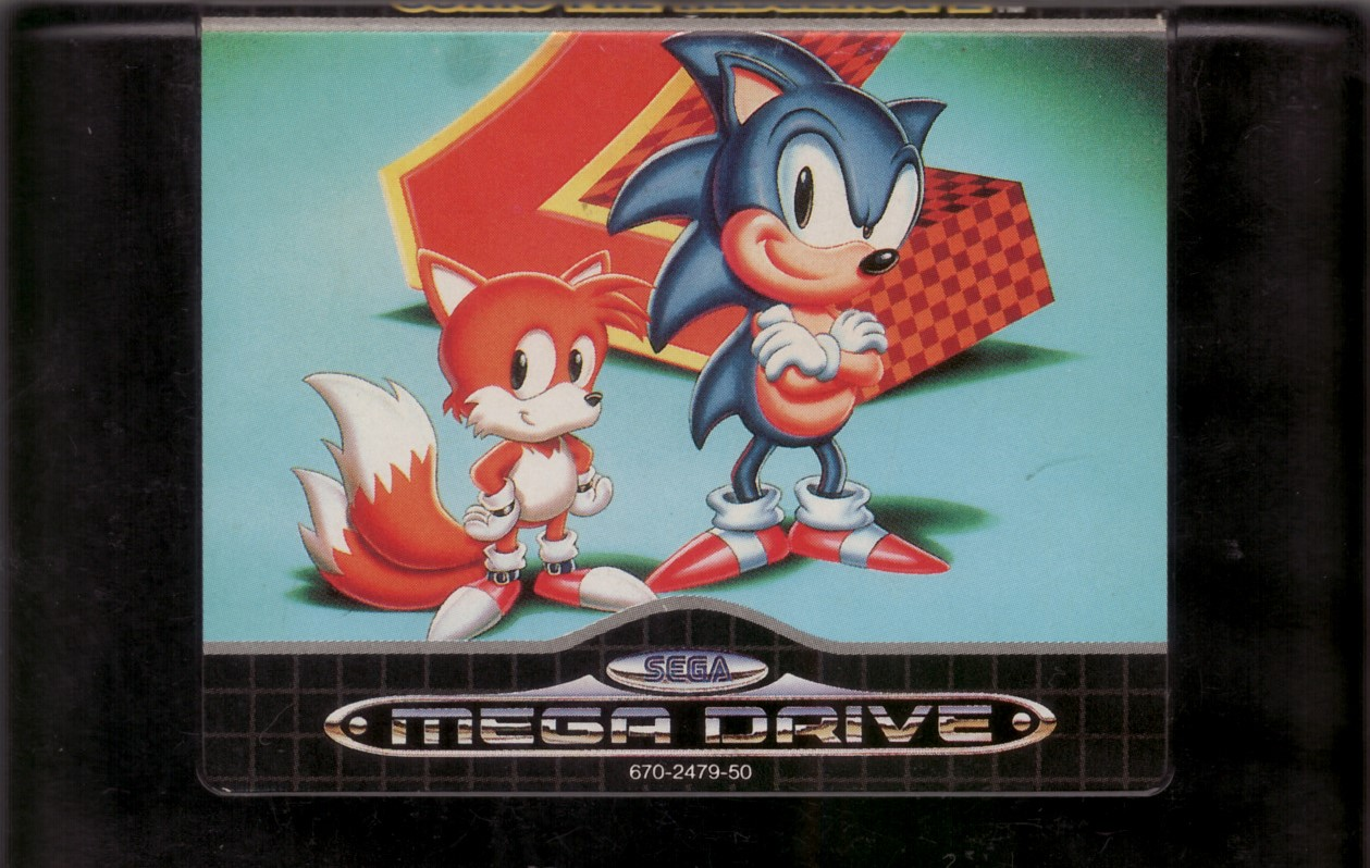 Sonic The Hedgehog 2 The Classic Game
