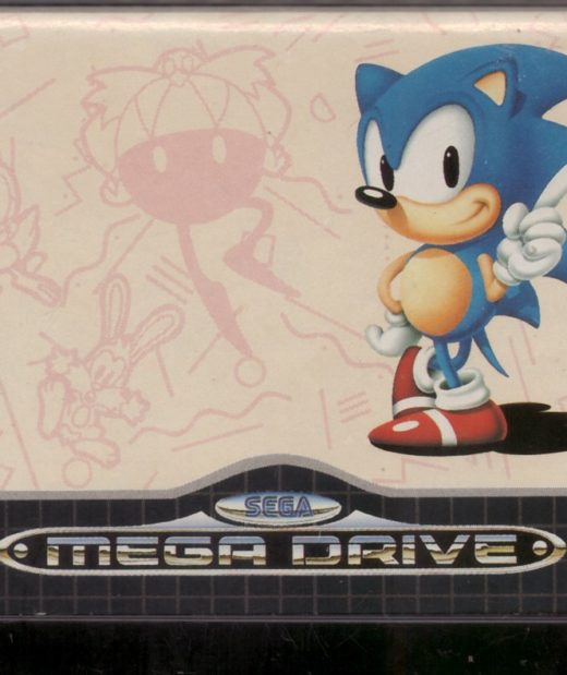 Sonic The Hedgehog MDCO100150-3