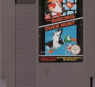 Super Mario Bros and Duck Hunt (Double Game Cartridge) NESCO100054