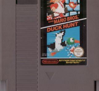 Super Mario Bros and Duck Hunt (Double Game Cartridge) NESCO100054