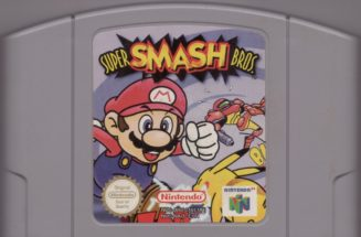 Super SMash Bros N64CO100034