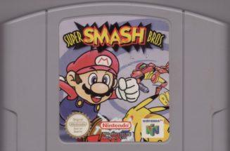 Super SMash Bros N64CO100034